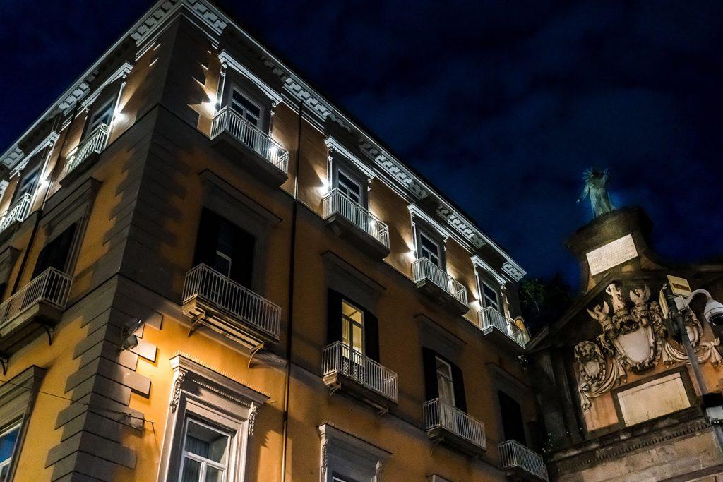 Palazzo Rinuccini e Port'Alba